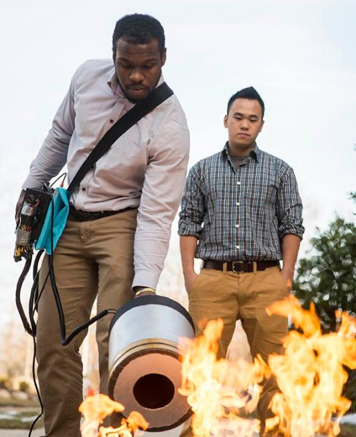 Fire Extinguisher of the Future