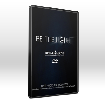 BE THE LIGHT DVD