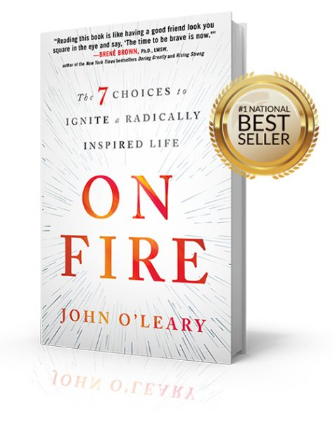 On Fire Join The Movement John Oleary