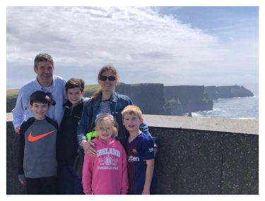 O'Leary Family in Ireland, Miracle of Existence