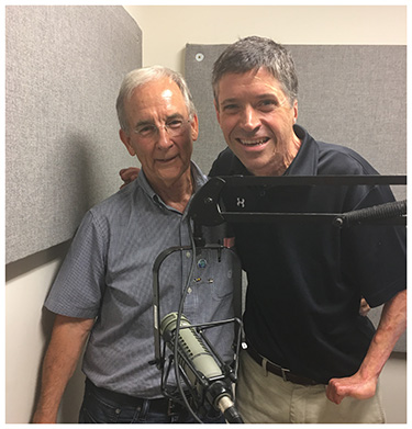 John O'Leary and Tom Logan