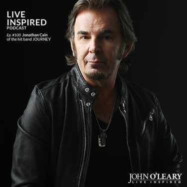 Hit band JOURNEY's Jonathan Cain