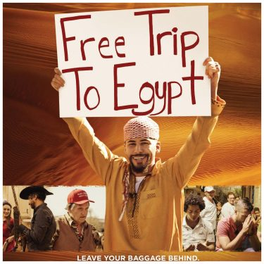Tarik Mounib and his free trip to Egypt