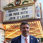 john o'leary at gannon university