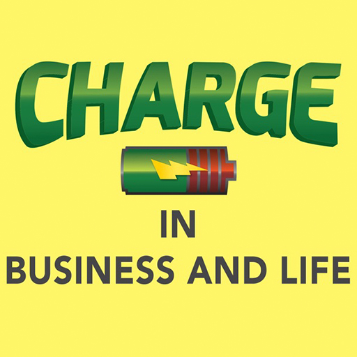 Charge In Business and Life Podcast John O'Leary IN AWE Book