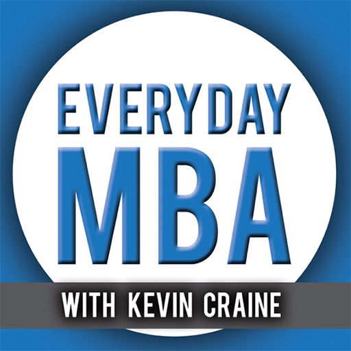 Everyday MBA With Kevin Craine Podcast John O'Leary IN AWE Book