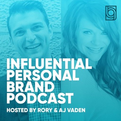 Influential Personal Brand Podcast John O'Leary IN AWE Book