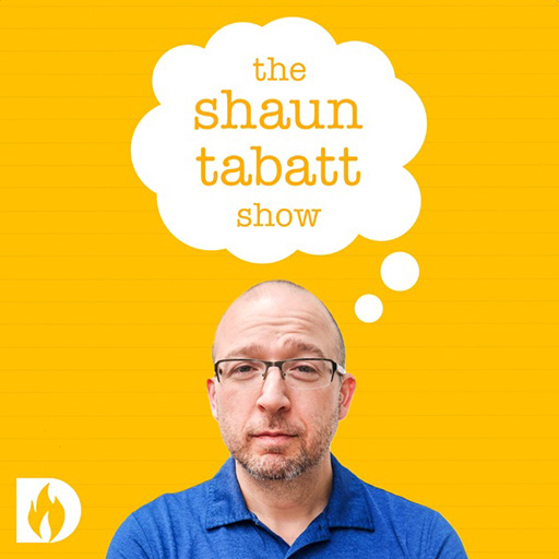 Shaun Tabatt John O'Leary Podcast In Awe book