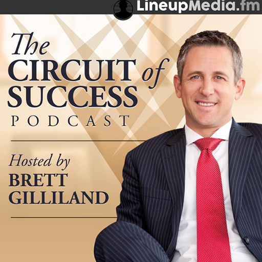 The Circuit of Success Hosted by Brett Gilliland Podcast John O'Leary IN AWE Book