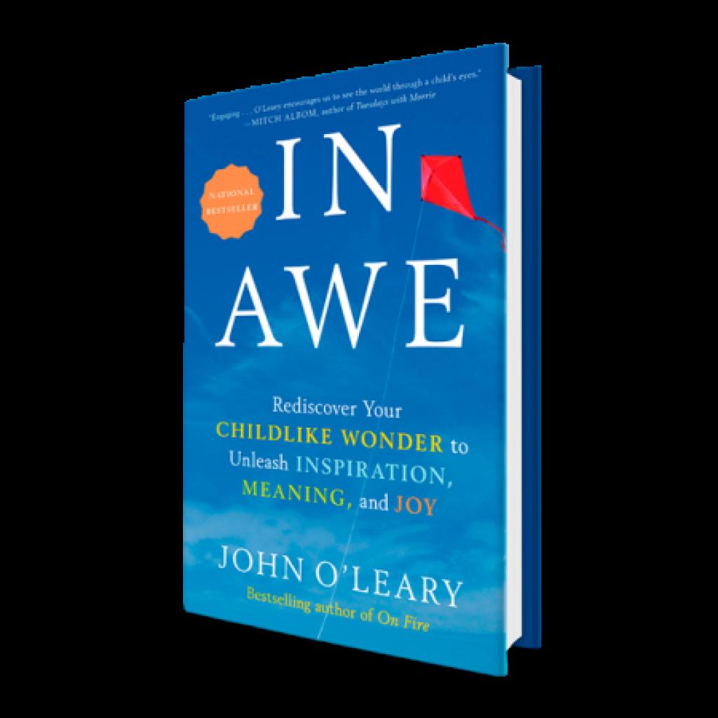 John O'Leary IN AWE National Bestseller