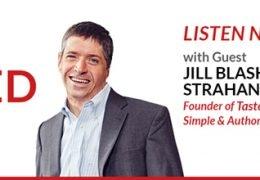 Live Inspired Podcast: S2 | Ep. 18: Jill Blashack Strahan