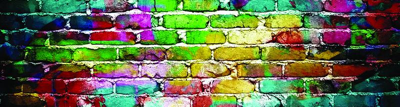 rainbows dreams and bricks