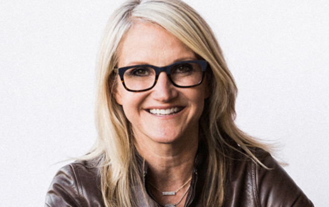 Mel Robbins of The Five Second Rule