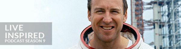Apollo 13 Spacecraft Commander Jim Lovell S9. Ep. 90