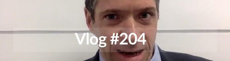 Vlog 204: Why Me Featured Image, perspective