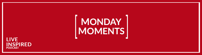 Monday Moments Banner