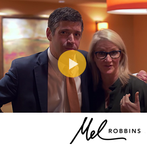 Mel Robbins John O'Leary 2
