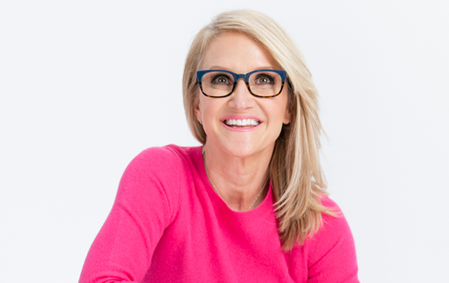 Mel Robbins, founder of 5-Second Rule